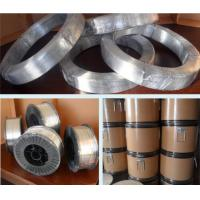 Buy cheap Pure Zinc Wire for Pipe Thermal Spraying from wholesalers