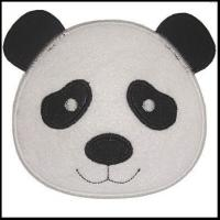Buy cheap Funny panda applique embroidery from wholesalers