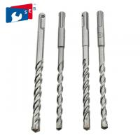 Buy cheap Carbide Electric Hammer Drill Bits 110 - 1000 Mm For Concrete And Hard Stone from wholesalers