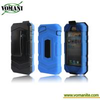 Buy cheap Waterproof case for iphone5 hard case,with Belt Clip product