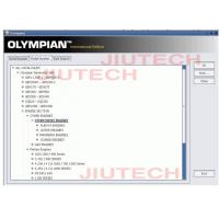 Buy cheap Olypmian Vehicle Volvo Vocom Olympian Compass international edition from wholesalers