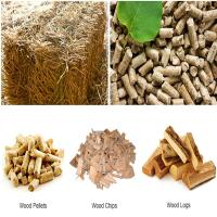 Simple device compact structure make wood pellets with ce