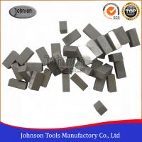 Buy cheap Various Sizes Diamond Gang Saw Segments for Granite / Marble Cutting from wholesalers
