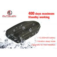 Buy cheap Wireless Car GPS Tracker , High Battery Capacity Magnetic Force Gps Tracker from wholesalers
