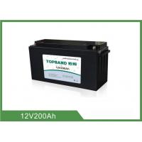 Buy cheap 25Kg Reliable Marine Rv Battery , Marine Deep Cycle Battery 2 Years Warranty  from wholesalers