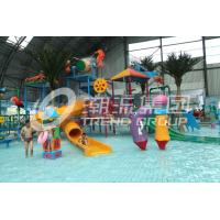 Buy cheap Customized Indoor / Outdoor Kids' Water Playground Water House For Family Interaction from wholesalers
