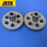 Buy cheap Custom sintering powder metallurgy metal gears for paper shredder from wholesalers