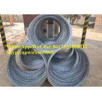 Buy cheap Mobile Security Razor Fence Barrier Razor Wire Rapid Deployment Barrier from wholesalers