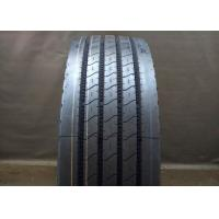 Buy cheap Rib Type Pattern 11R 22.5 Truck Tires Four Straight Grooves Tread Tear Resistance from wholesalers