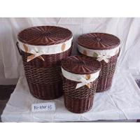 Buy cheap Wicker laundry baskets from wholesalers