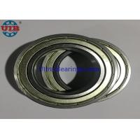 Buy cheap 19mm Steel Covered Sealed Bearings Low Friction For Heavy Duty Conveyor Roller product