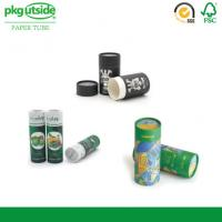Buy cheap Cylinder Food Packaging Tubes 100% Eco Kraft Well - Sealing Damp - Proof from wholesalers