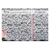 Buy cheap Fashion Cotton Nylon Lace Fabric Water Soluble , 15cm Width CY-HB0122 from wholesalers