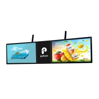 Buy cheap Ceiling mounted 43 Inches 1080P LCD TV Signage from wholesalers