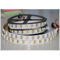 Buy cheap Decoration Dimmable Digital RGBW LED Strip , Controllable Led Strip Lights Outdoor Use Self Adhesive from wholesalers