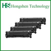 Buy cheap Printer Supplies Color Toner Cartridge for HP 305A CE410A Printer Cartridge from wholesalers