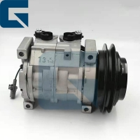 Buy cheap Hitachi 4721999 Air Conditioning Compressor 4721999 For ZX220 Excavator from wholesalers