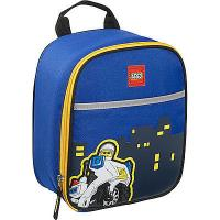 Buy cheap LEGO Police City Nights Vertical Lunch Bag - Blue Travel Cooler NEW bottle cooler bag with ice pack cooler bag accessory from wholesalers