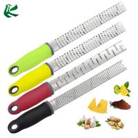 Buy cheap Stainless Steel Lemon Zester Cheese Grater from wholesalers