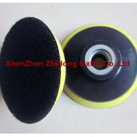 Buy cheap Strong strength adhesive hook loop polishing abrasive product