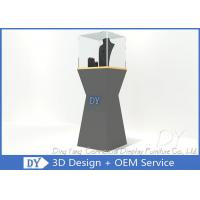 Buy cheap Free 3D Design Ship With Pre Assembly Jewelry Window Showcase from wholesalers