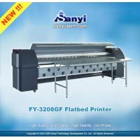 FY-3208GF Solvent Flatbed Printer