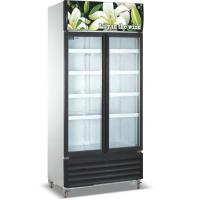 Buy cheap Commercial Refrigerator Freezer LC-1000M2F , Vertical Showcase With Glass Door from wholesalers