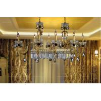 Buy cheap Luxurious Eight Modern Crystal Chandelier Crystal Pendant Ceiling Light from wholesalers
