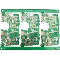 Buy cheap FR4 Single Sided PCB 35um Copper Thickness for LCD Monitors LCD TV Set from wholesalers