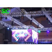 Buy cheap P10 Outdoor Full Color Corner LED Advertising Display with Novastar from wholesalers