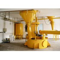 Buy cheap AAC Panel Concrete Mixing Plant With Automatic Electronic Aluminum Powder Metering product