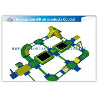 Buy cheap Business Huge Combo Inflatable Water Park Theme Park Equipment product