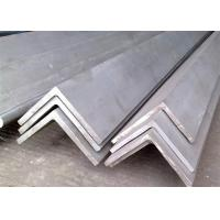 Buy cheap SUS 304 / 316L Stainless Steel Angle Bar Wear Resistant For Reaction Tower from wholesalers