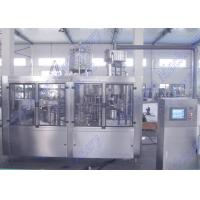 Buy cheap Automatic Operated Liquid Filling Machine / Water Bottling Plant Machine from wholesalers
