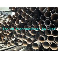 Buy cheap EN10219-2 Non - alloy / Fine Grain Steels Cold Formed Welded Structural Hollow Sections from wholesalers