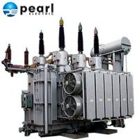 Buy cheap Reducing No - Load Current Distribution Power Transformer 110kV - 63000 KVA from wholesalers