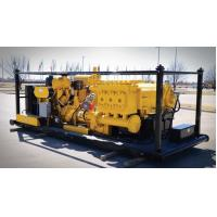 Buy cheap Easy Dis Assembly Drilling Mud Pump Anti Rust High Impact Resistance product