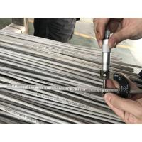 Buy cheap ASTM A213 / ASME SA269 TP304 Stainless Steel Seamless Tube Boiler Tube 8*1*6M from wholesalers