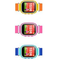 Child Smart Watch with 2G modem, Micro SIM card, 1.44 inch Screen, LBS location, Healthy pedometer, Voice Chat etc.