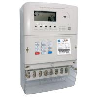 Buy cheap Mnin grid 20 Digits Token Three Phase Energy Meters , Low Credit Warning Tamper Protection from wholesalers