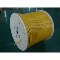 Buy cheap Tunnels VHF Leaky Feeder Cable PVC Low smoke halogen free jacket product