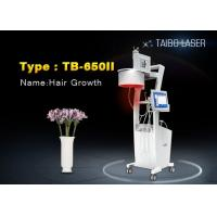 Buy cheap Cold Laser Therapy 650nm Diode Laser Hair Growth Machine Touch Screen for Hair Loss Therapy from wholesalers