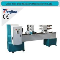 Buy cheap Biaxial and Single knife Cnc wood lathe TJ1516 from wholesalers