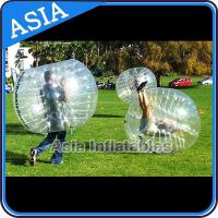 Buy cheap Bubble football , Soccer bubble , Bubble soccer , Bottle bubble ball , Knocker ball from wholesalers