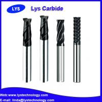 Buy cheap HRC45  solid carbide endmills / 1-16mm standard size from wholesalers