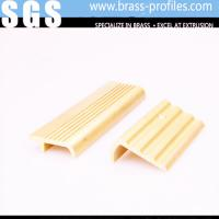 Buy cheap Brass Anti-slip Strip for Stairs / Non-slip Nosings from wholesalers