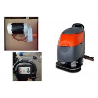 Buy cheap Dycon Nimble Double Brush Commercial Floor Cleaing Machines With 500W Traction Motor from wholesalers