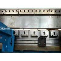 Buy cheap Metal Plates CNC Hydraulic Press Brake With DELEM DA52 8000KN from wholesalers