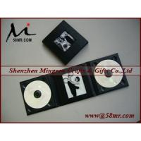 Buy cheap Leather Wedding Double cd dvd Album Case from wholesalers