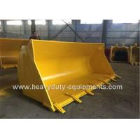 Buy cheap SDLG Construction Equipment Spare Parts Front End Loader Attachment LM Bucket For Loading Bulk Materials from wholesalers